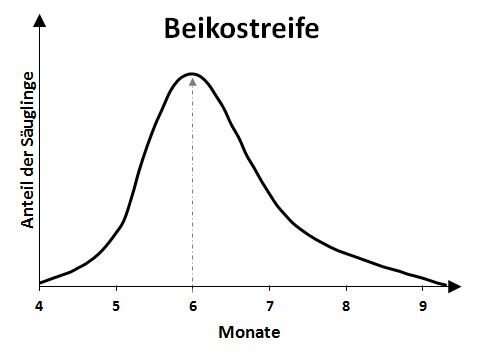 Grafik Beikostreife