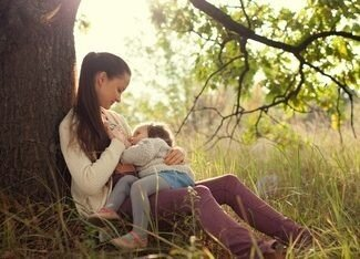 Was ist mit der Mutter und dem Kind aus dem Anruf passiert?